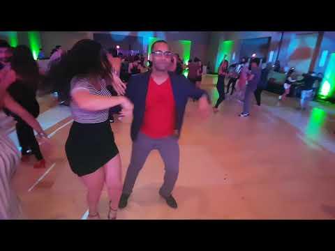Amauri y Mahshid - B.I.G Salsa Fest 2017
