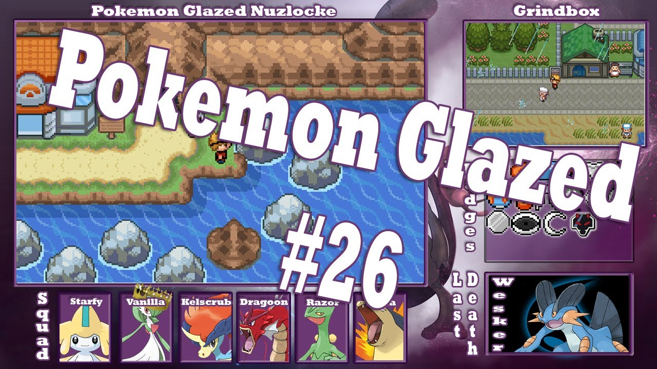 how to get to johto in pokemon glazed