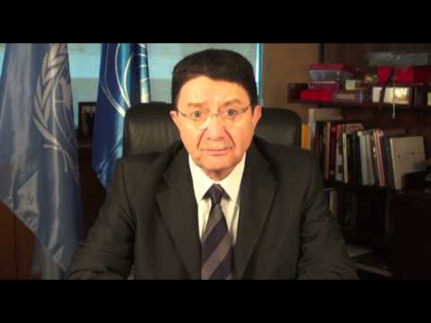 UNWTO Secretary General addresses the Morocco High-level Economic Forum - 3 February 2014