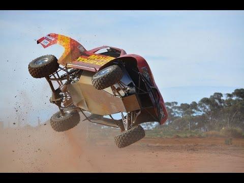 TROPHY KART AUSTRALIA'S CELEBRITY CHALLENGE 2013