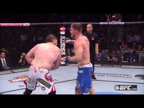 UFC 161: Stipe Miocic Post-Fight Interview