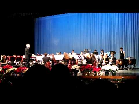 A Christmas Festival - North Farmington High School Symphony Band