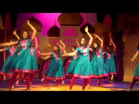 Harvard Ghungroo 2011 - Semiclassical Performance video