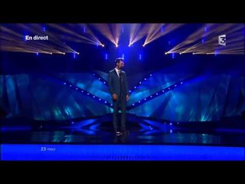 Eurovision Song Contest 2013 - Grand Final (part 1) - full show klip izle