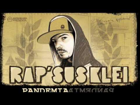 Tema del nuevo disco de Rapsusklei Pandemia. Rapsusklei y Los Aldeanos 2010.