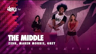 Download Lagu The Middle - Zedd, Maren Morris, Grey | FitDance TV (Coreografia) Dance Video Gratis STAFABAND