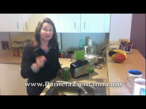 Dr. Oz 3 Day Detox Lunch Smoothie