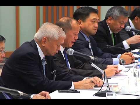 Meeting with Nippon Keidanren Japan Business Federation (Speech) 12/13/2013