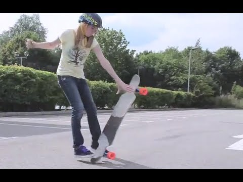 LongboardUK Trick Tips: Tiger Claw