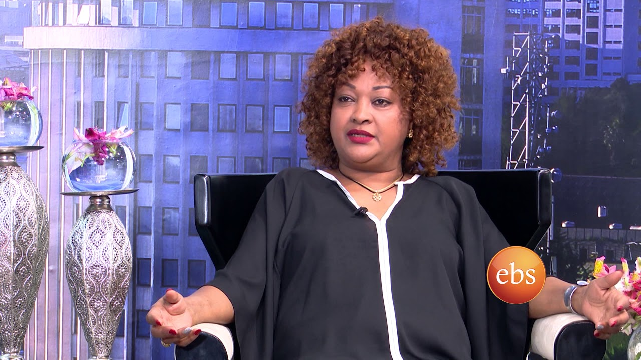 Sunday with EBS : Talk With Artist Bitsat Seyoum ቆይታ ከአርቲስት ብጽአት ስዩም ጋር