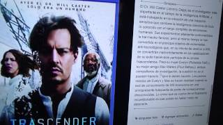 TRASCENDER - [2014] [Audio Latino] [WEB-DL] [2 Link] [BITSHARE] [BILLIONUPLOADS]