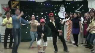 Ngo nghinh - Siêu nhí nhảy Gangnam style rất hài