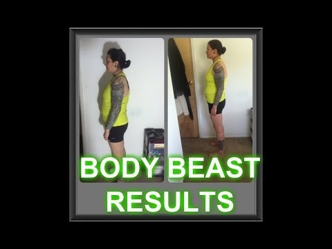 BODY BEAST FINAL RESULTS!! with PICTURES