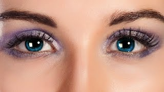 Photoshop Tutorial: EYES!  How to Brighten, Enhance & Change Color