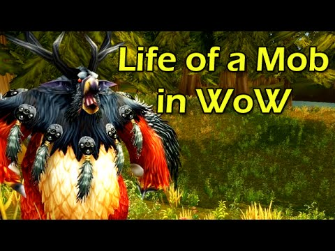Life of a Mob in World of Warcraft by Wowcrendor (WoW Machinima)