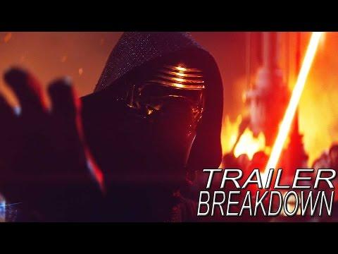 Star Wars The Force Awakens Teaser 2 Breakdown