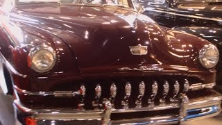 1951 DeSoto Custom Two Door Sedan Maroon GatewayLakeMary083016
