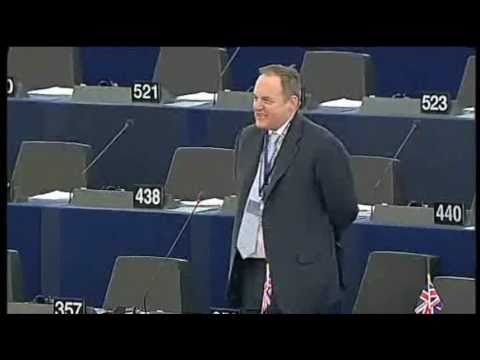 Taxpayers to guarantee European Investment Banks's projects outside the EU - William Dartmouth MEP