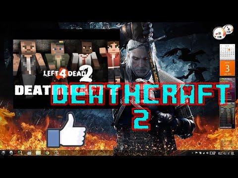 Deathcraft 2: Actualización L4D2 v2.1 [Descarga][Español][Pc][Julio 2014]