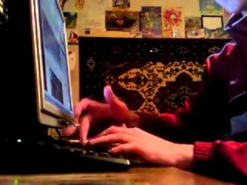 """Конец времён """"Пианино онлайн"""". The end times Virtual Piano"""