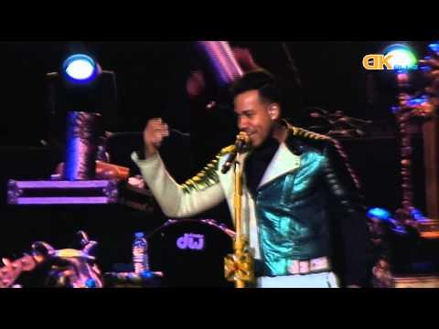 Concierto de Romeo Santos en Madrid Plaza de toros las Ventas DKalle
