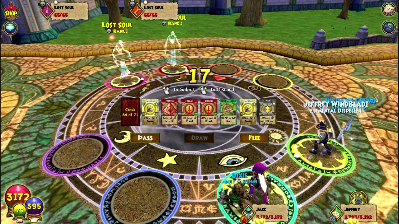 Wizard101 Ice Cards Wizard101 Level 70 Myth Card