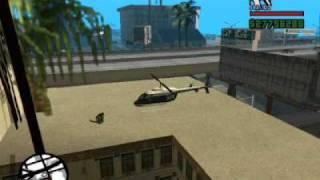 gta san andreas como encontrar el helicptero de policia.wmv