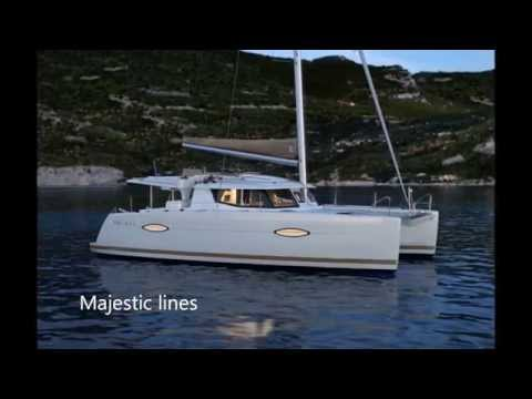 Fountaine Pajot - Hélia 44 (New Model June 2012)