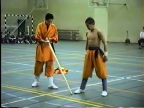 shaolin breaking power Music Videos