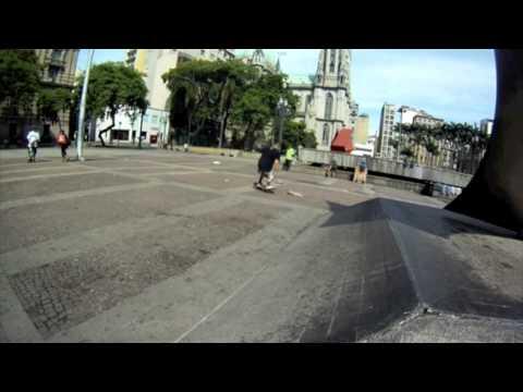 Thiago Barata - Longboard Skate - Priority Longboard