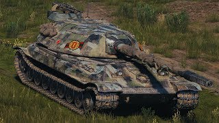 World of Tanks Object 705A - 7 Kills 10,1K Damage