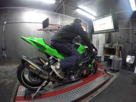 MGM Technik S1000RR Racebike RexXer ECU Tuning Full Akrapovic