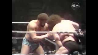 Andre the Giant vs Ernie Ladd
