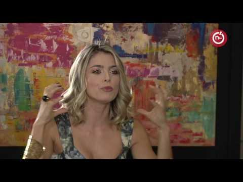 Cristina Hurtado en entrevista con Diego Pascuas de Punto de Encuentro