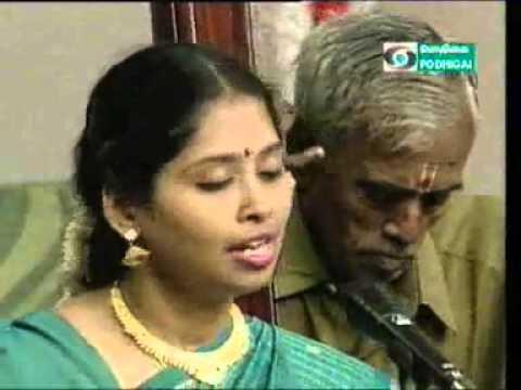 Nithyasree Mahadevan Janani Janani video
