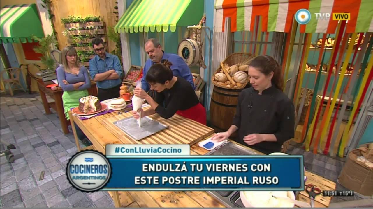 Torta imperial rusa