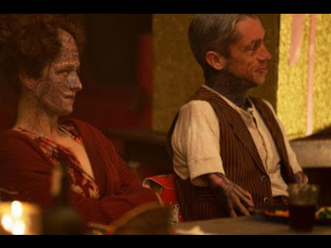 American Horror Story: Freak Show After Show w/ Shauna Rappold S4E12