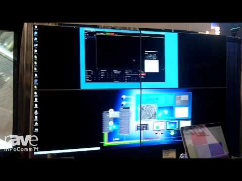 InfoComm 2014: Exxact Corporation Shows Video Wall Controller with Advanced Control Room Software