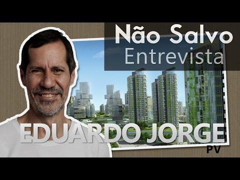 Não Salvo entrevista: Eduardo Jorge