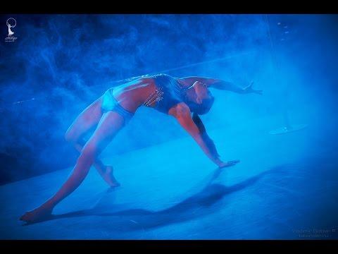 Varvara Ilina, Pole Dance Artistic, Indigo Dance Studio 2014