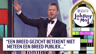 Johnny de Mol ROAST het Panel! - Volledige Roast! - THE ROAST OF JOHNNY