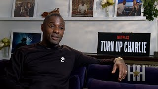 Idris Elba Talks 'Turn Up Charlie' And His Parenting Style