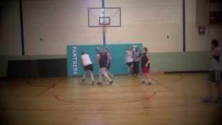 Team Ireland Basketball 3x3 Training