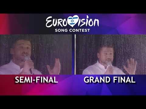 Sergey Lazarev - Scream. Semi-Final vs Final. Russia, Eurovision-2019
