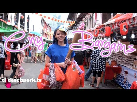 Chinese New Year Bargains - Budget Barbie: EP69