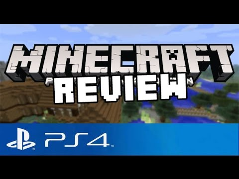 Minecraft PS4 - REVIEW - Thoughts & First Impressions ( Minecraft Playstation 4 Edition )