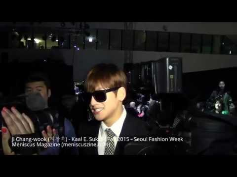 Ji Chang-wook (지창욱) - KAAL E.SUKTAE Fall 2015 - Seoul Fashion Week - Meniscus Magazine
