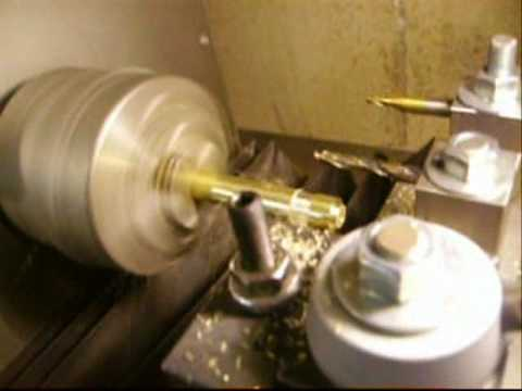 Home Made CNC Lathe