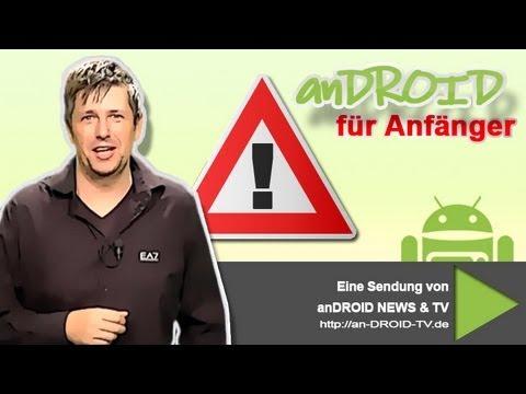 Android für Anfänger - Android Grundlagen [Folge 2]