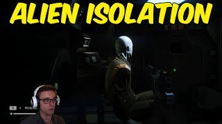 Instant Karma in Alien Isolation